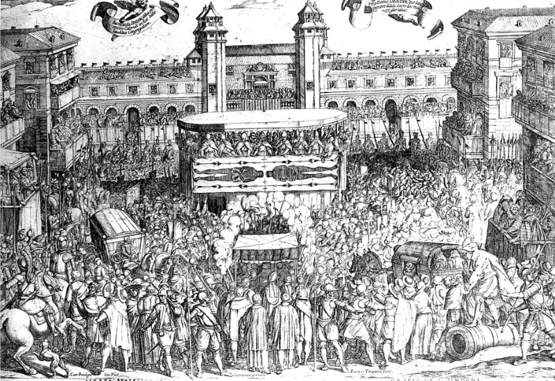Year 1613.
