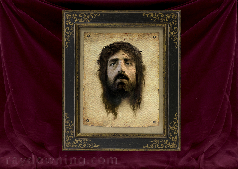 Jesus Picture Veronicas Veil