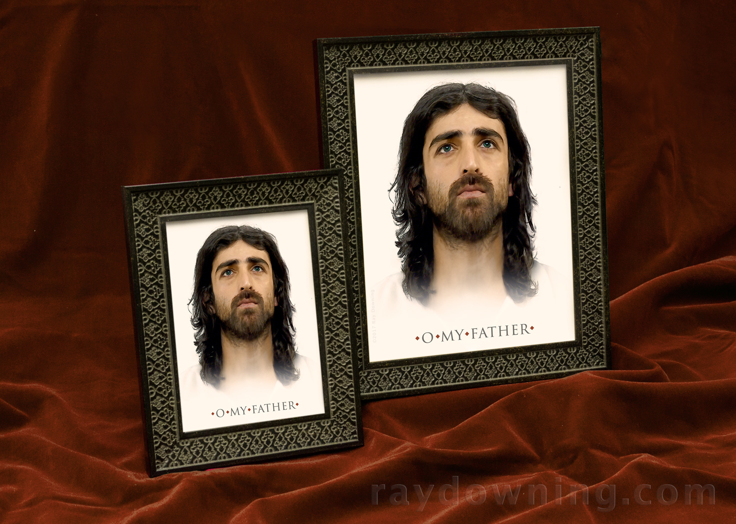 Jesus Pictures Shroud of Turin O MY Father Portraits
