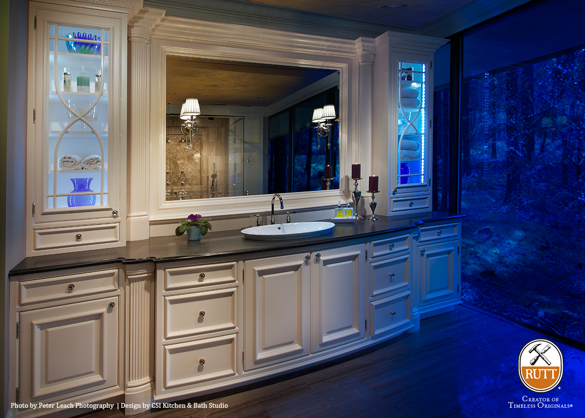 Loire Valley bathroom