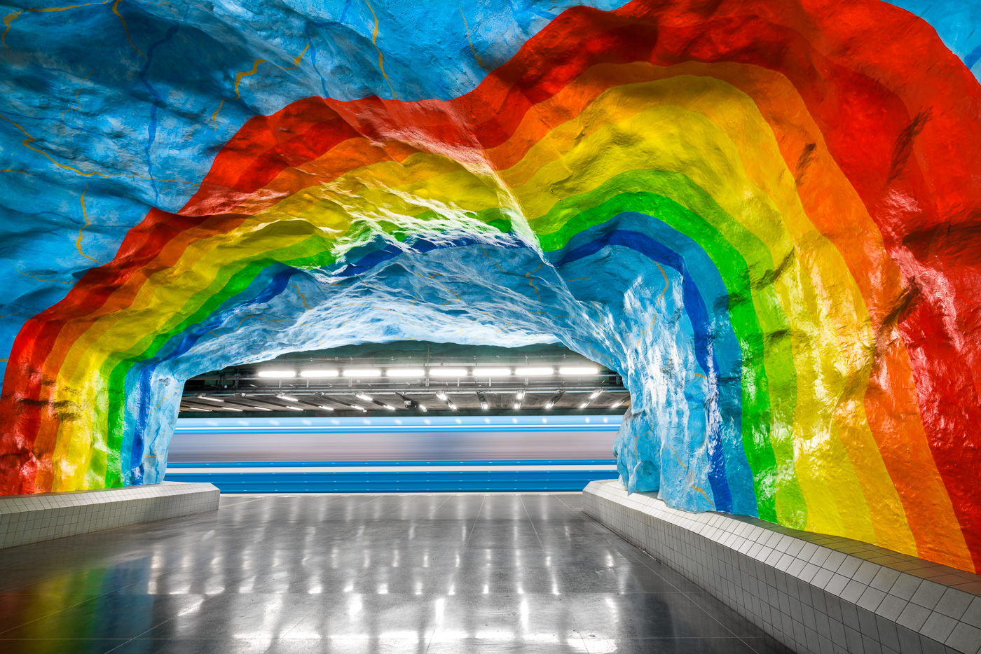 A photographer is documenting the most beautiful metro stations in the world - Lonely Planet Travel News. Article by James Gabriel Martin. Photographs by Chris M Forsyth