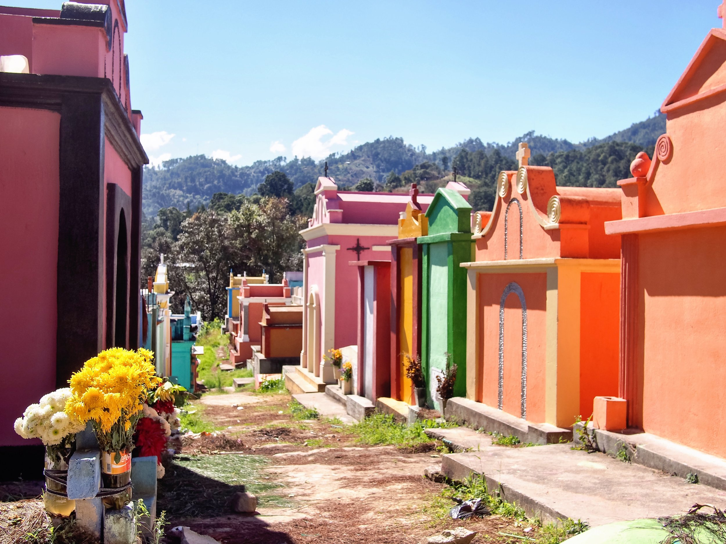 See inside Chichicastenango, one of the most colourful resting places in the world - Lonely Planet Travel News. Article by James Gabriel Martin. Photographs by Shaun Robertson from This Life in Trips