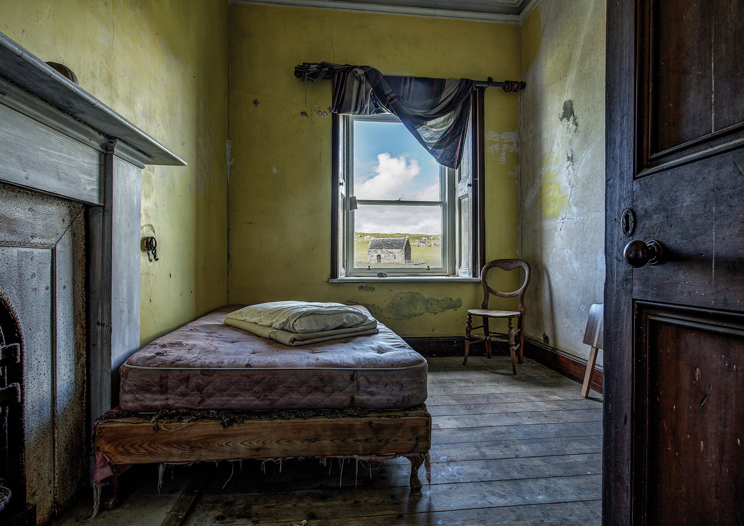 Former Buzzcocks drummer captures beautiful images of abandoned Outer Hebrides homes - Lonely Planet Travel News. Article by James Gabriel Martin. Photographs by John Maher of The Flying Monk