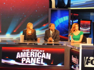 Rose on the Great American Panel