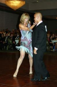 Pittsburgh Dancing with the Stars partner Matheo / 1st Place