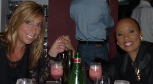 Rose with Sanita Jackson