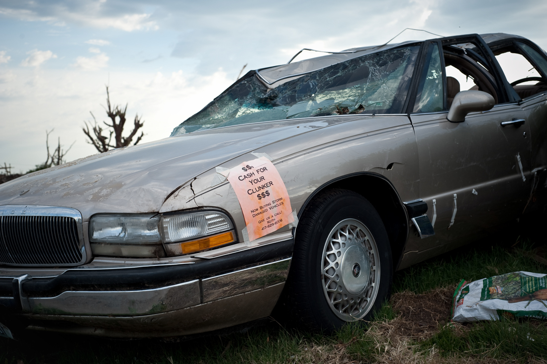 joplin tornado photo series 2011 by Mark N photography- messages left030.jpg