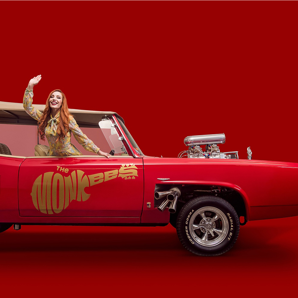 Decades of wheels- classic cars on billboards, shooting the original monkees car, Steppenwolf's final show, and much more.