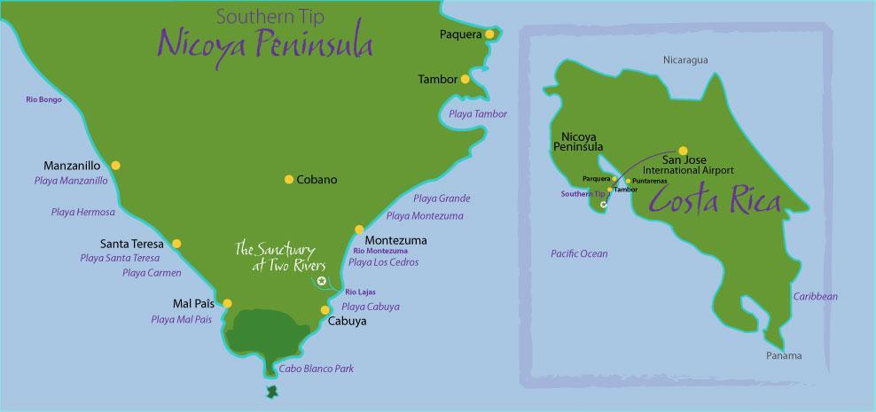 Best Yoga Retreat & Yoga Teacher Training Center Costa Rica