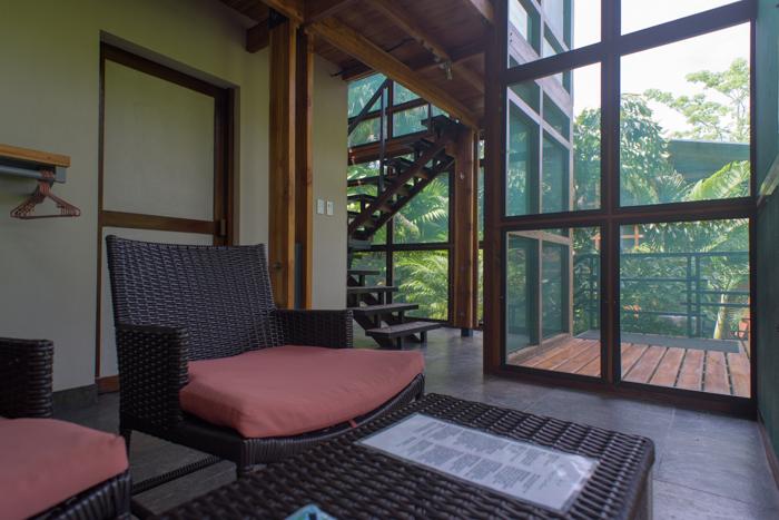 Modern accommodations yoga instructor training center costa rica