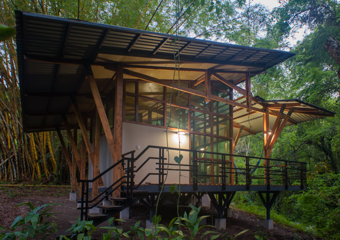 Modern accommodations best yoga retreat costa rica