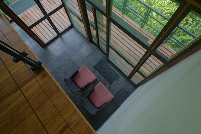 Costa Rica yoga retreat modern luxury accommodations spa