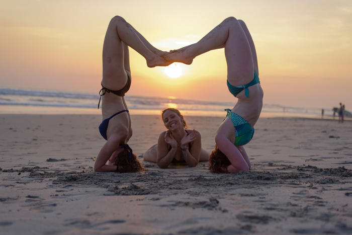 Vinyasa Yoga Teacher Training Program Costa Rica