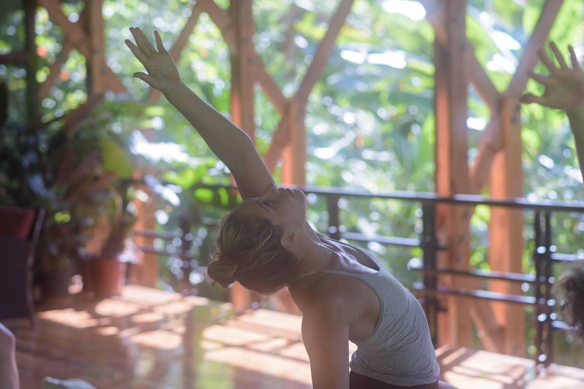 Yoga Vacations Costa Rica