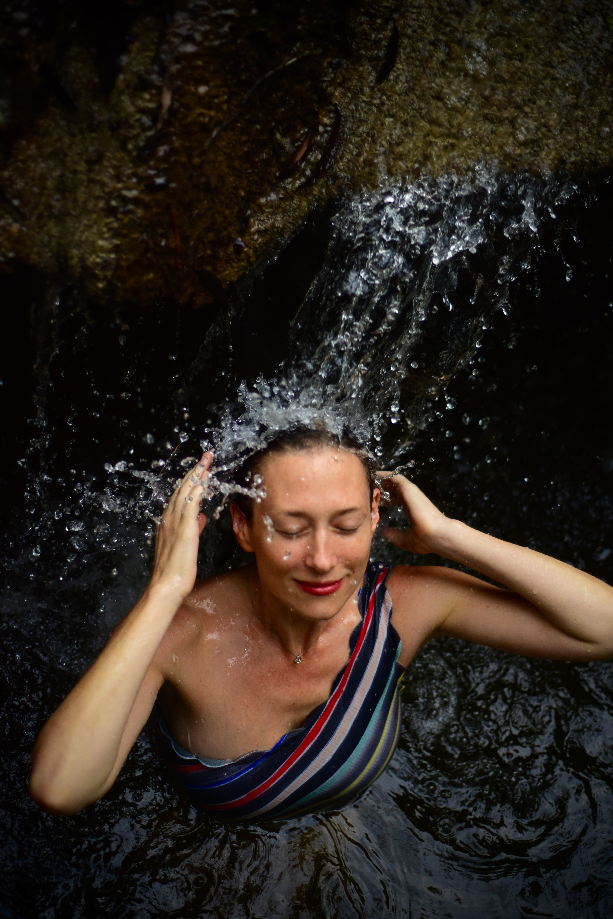waterfall liz lindh
