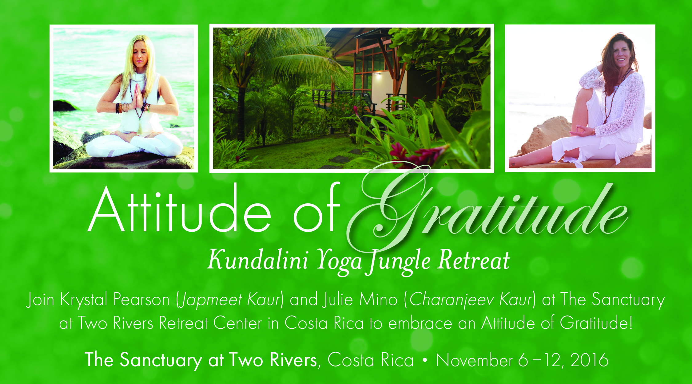 kundalini yoga retreat costa rica november 2016