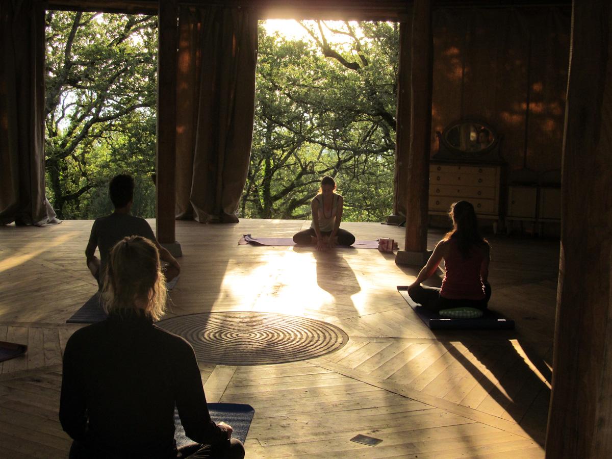 Yoga Teacher Training Italy