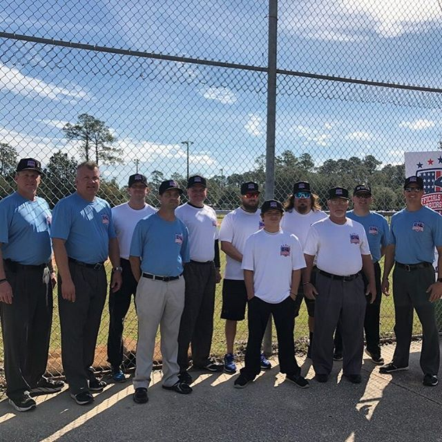 What a great success! The 2017 Officials Helping Warriors of War (OHWOW) Baseball Umpire Clinic in Jacksonville was a hit (pun intended). We can't thank the participants, instructors, volunteers, as well as sponsors and partners enough for all their time, effort, and contributions. All of our participants were very grateful for the program and opportunity to learn a new trade.