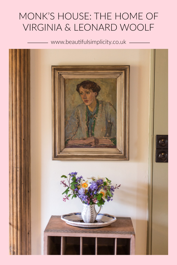 Monk's House: The Home of Virginia & Leonard Woolf