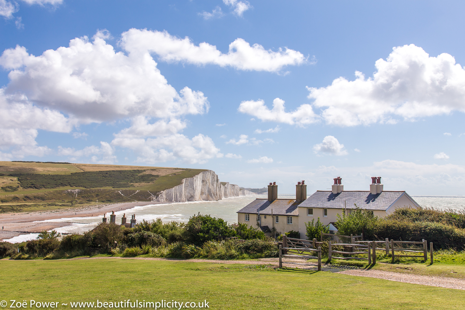 Cuckmere Haven, East Sussex | Chronic Fatigue Syndrome (CFS)/ME - My Story - Part 1 of 3