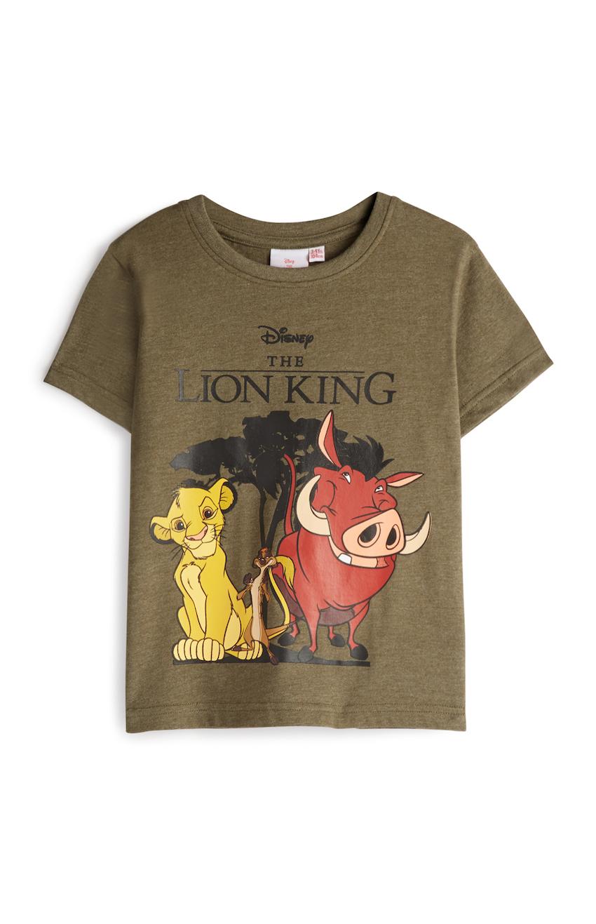Kimball-6728903-KHAKI LION KING TEE, GRADE MISSING, WK MISSING, €4.50.jpg