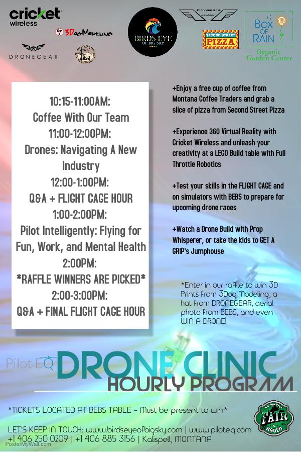 MT MAY DRONE CLINICS