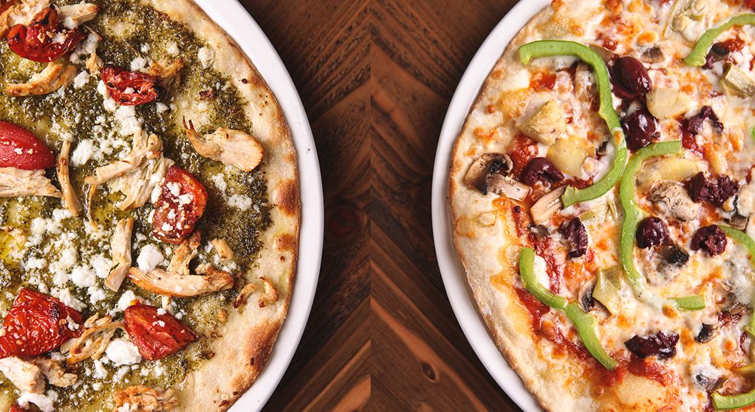 Dynamo & Pompeii Pizza