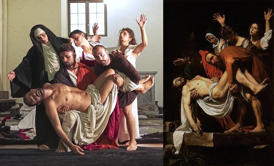 caravaggio-paintings-Tableaux-Vivants-compare01.jpg
