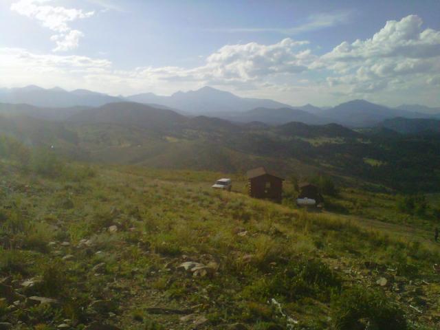 Jamestown, Colorado - Summer 2013 (Golden Age Hill)