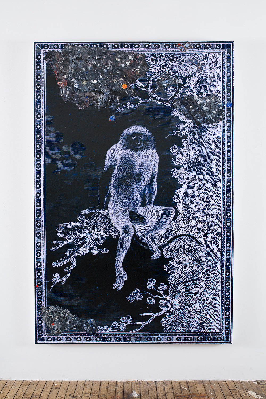 Wabi Sabi Series: Monkey
