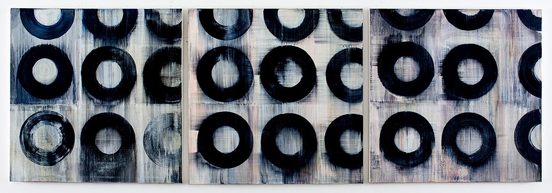 Ohm Series: Triptych