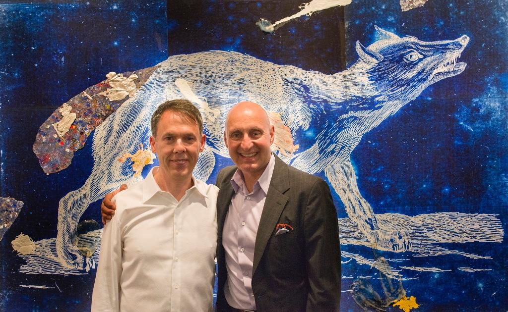 Adam Siegel and Tony Karman