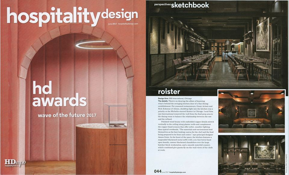 Hospitality Design hd awards