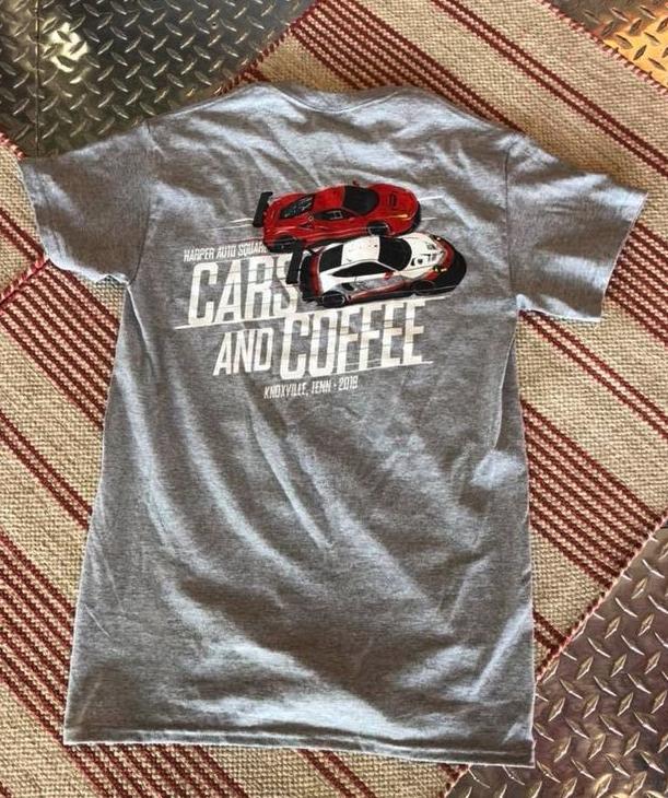 Harper C&C 2018 Shirt