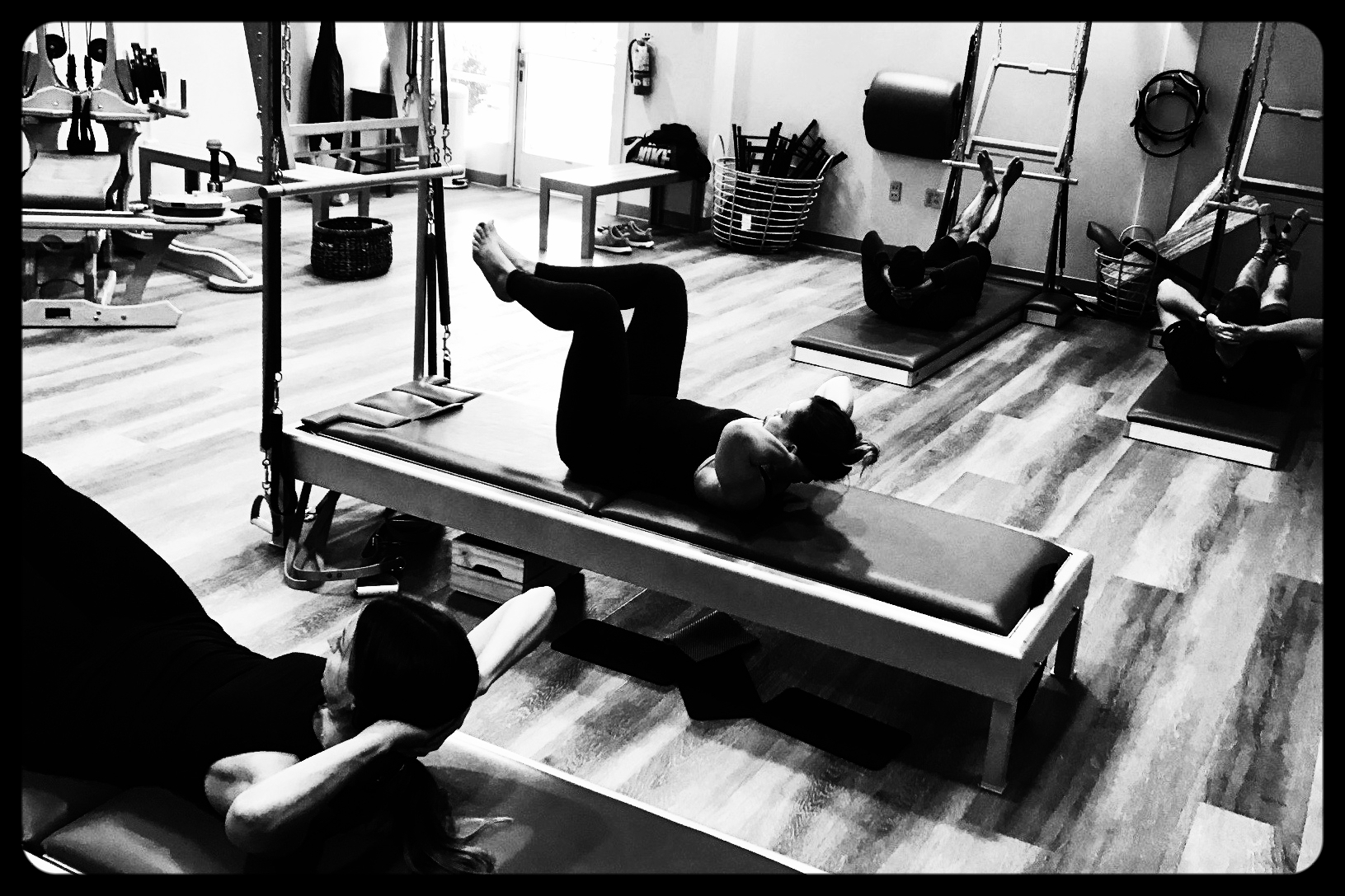 Pilates Mat - The heart and soul of the Pilates method!Learn the REAL mat the Mat that Joe invented himself and has sparked an entire fitness revolution.Work the body in all planes of motion with nothing but your own body weight and gravity. Classes is limited to 6 participants.