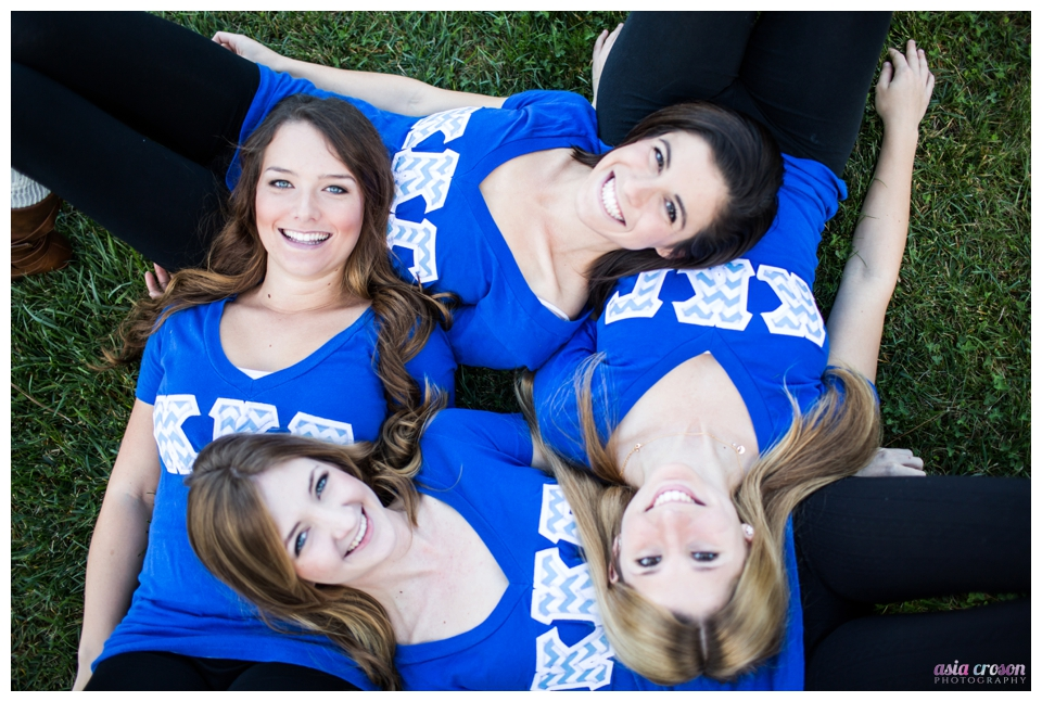 San Luis Obispo Sorority Photographer