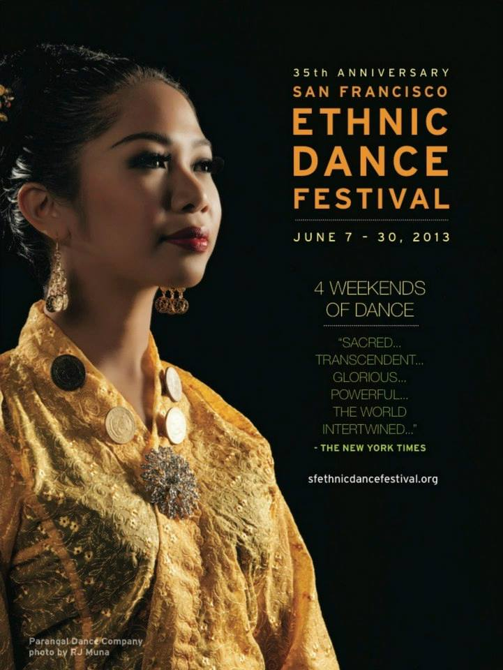 SF Chronicle - 35th SFEDF 2013