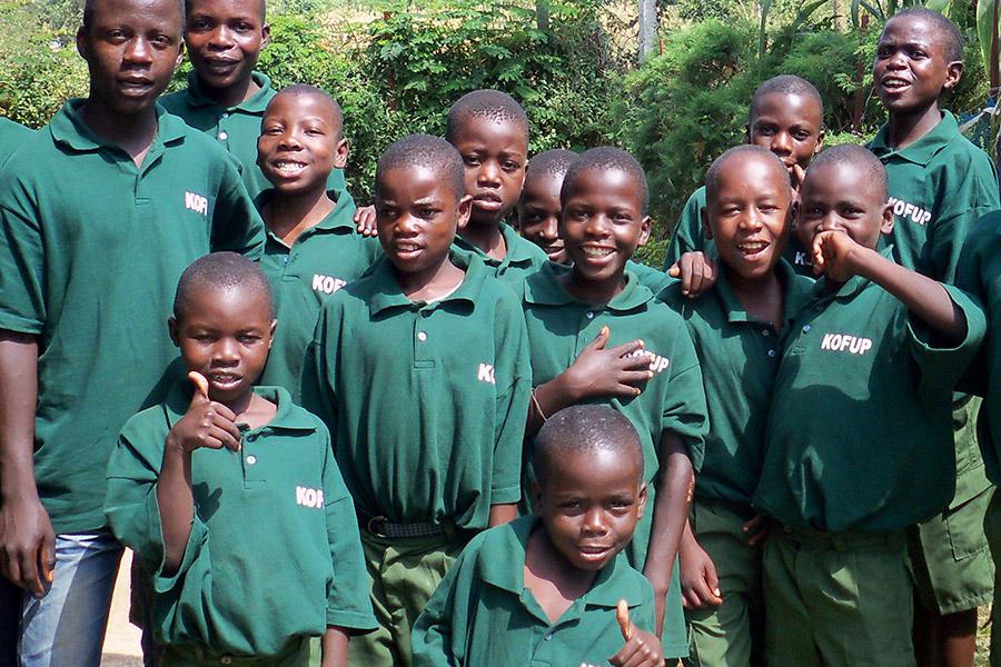 St Joseph's Rehabilitation Centre for Street-boys, Luanda, Vihiga County Western Kenya
