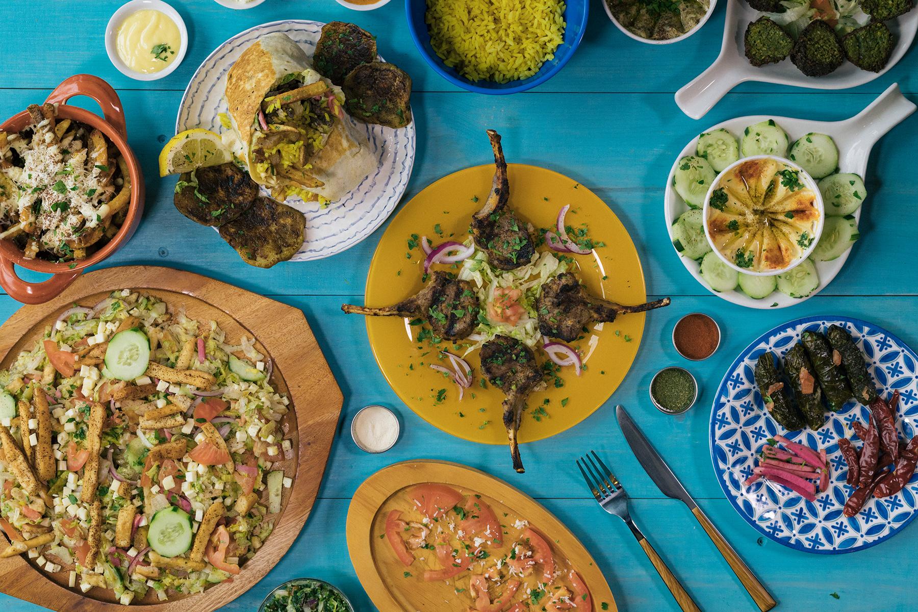 Middleterranean Lunch Specials