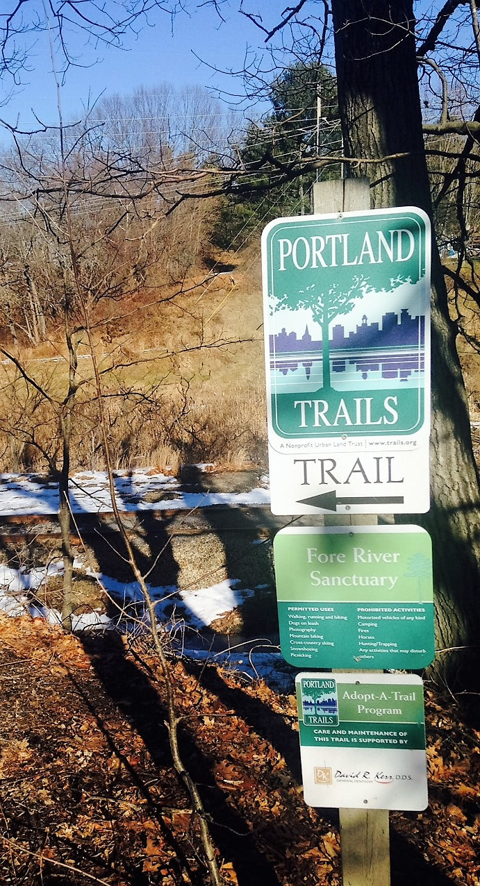 love Portland Trails!