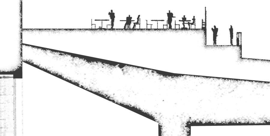 Sección original de Ernst Sagebiel - Ampliación