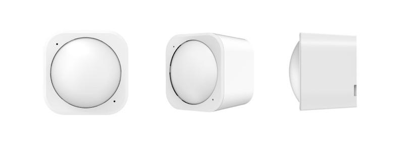 MultiSensor Aetotec 6 en 1. Presencia, temperatura, humedad, vibración, iluminación y radiación UV.