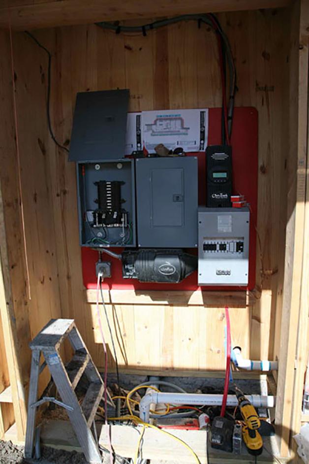 El POM (Power Organizing Module).