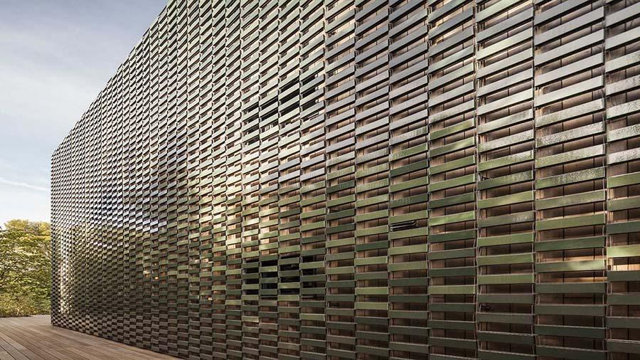 Flexbrick en fachada
