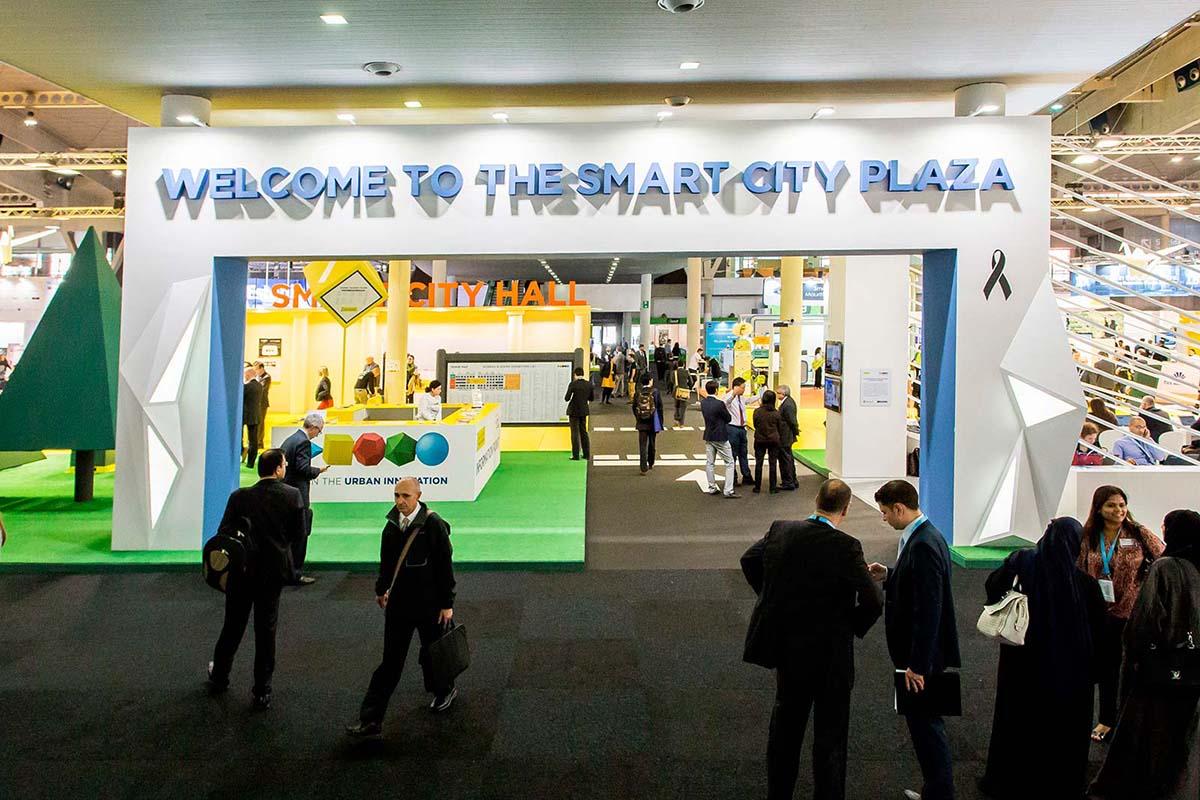 Smart City Expo World Congress en Fira Barcelona 2015