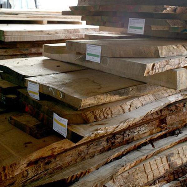 Standforth rough sawn hardwood
