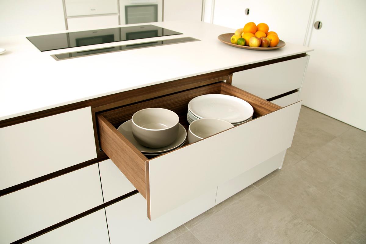 Standforth Kitchen Walnut Drawer Island 1200x800px.jpg