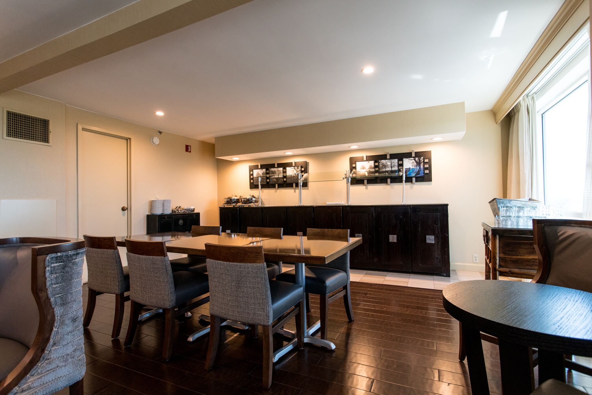 Marriott Concierge Lounge -