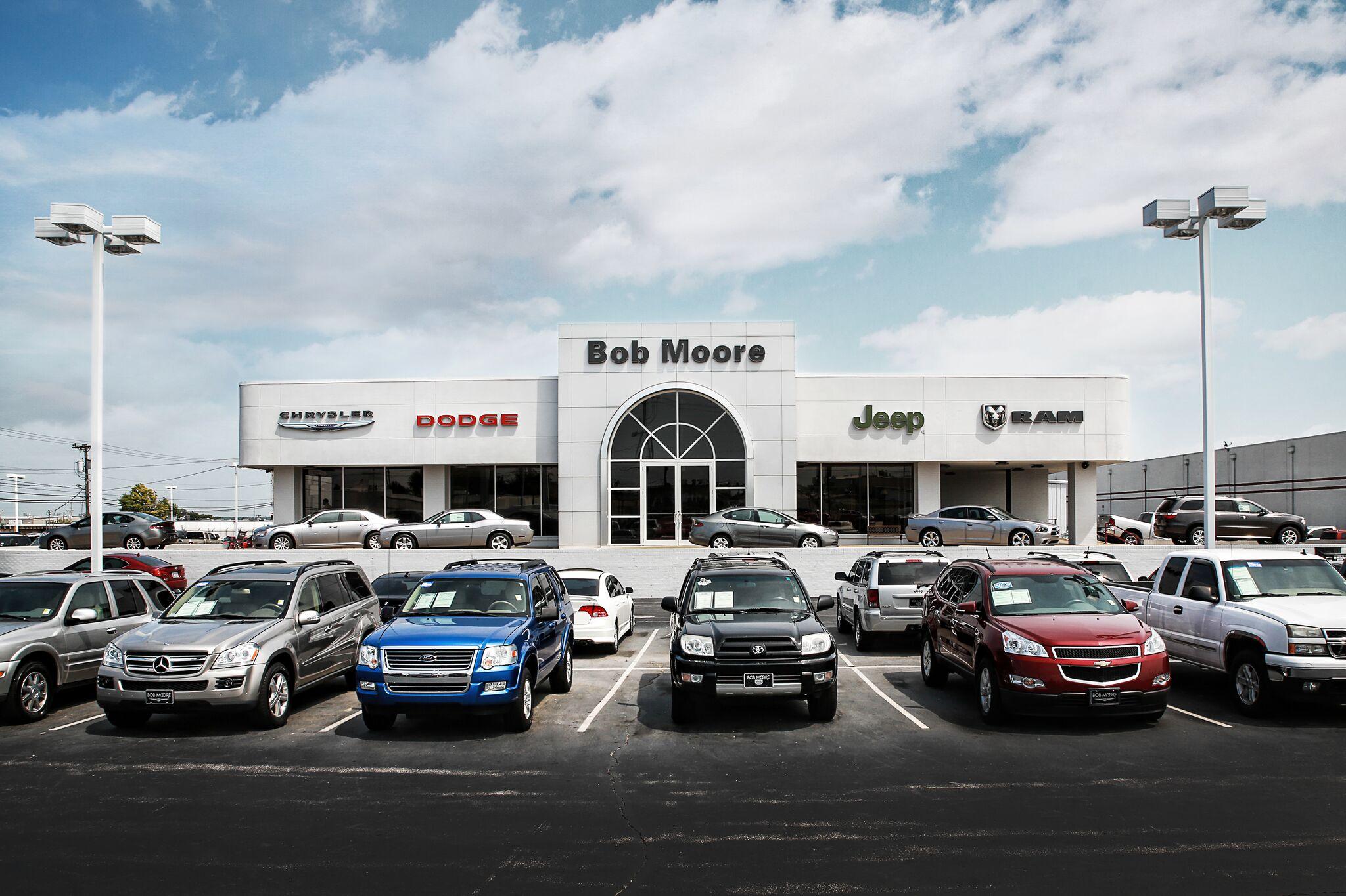 Bob Moore Chrysler Jeep Dodge -