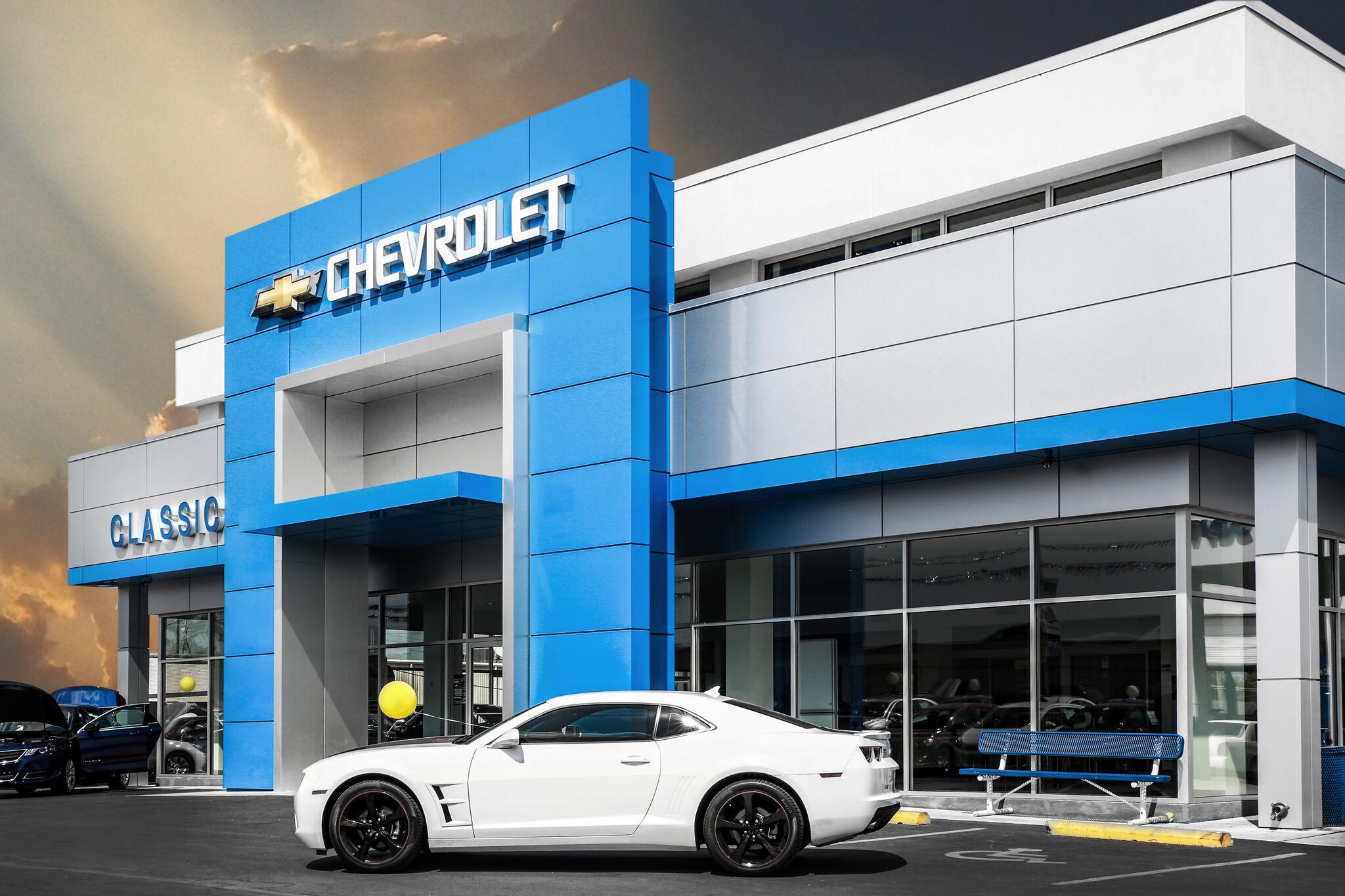 Classic Chevrolet -